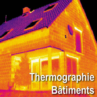 Lien vers Thermographie b�timents